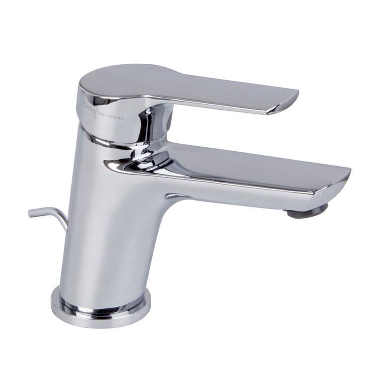 Miscelatore lavabo serie 4 cromato bagno rubinetti - Rubinetti bagno frattini ...