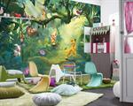 fotomurale lion king jungle disney - Edil Casa | Arredo bagno Termoarredi, Design di interni